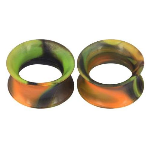 PAIR-ULTRA Ear Plugs-SOFT Pearl Silicone Ear