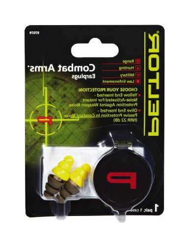 3M Combat Earplugs