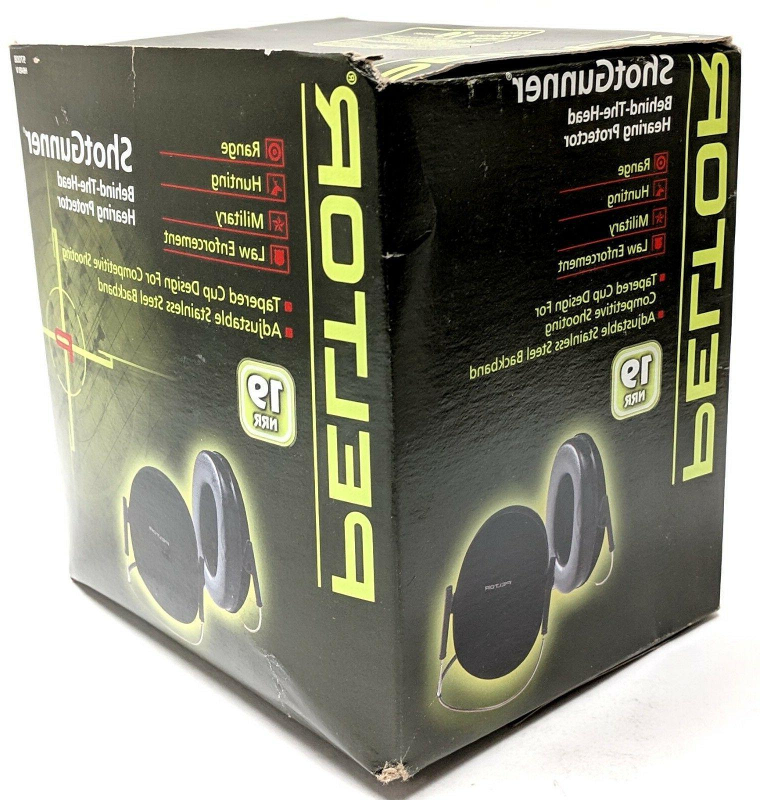 3M Peltor NNR head Hearing Protector Ear