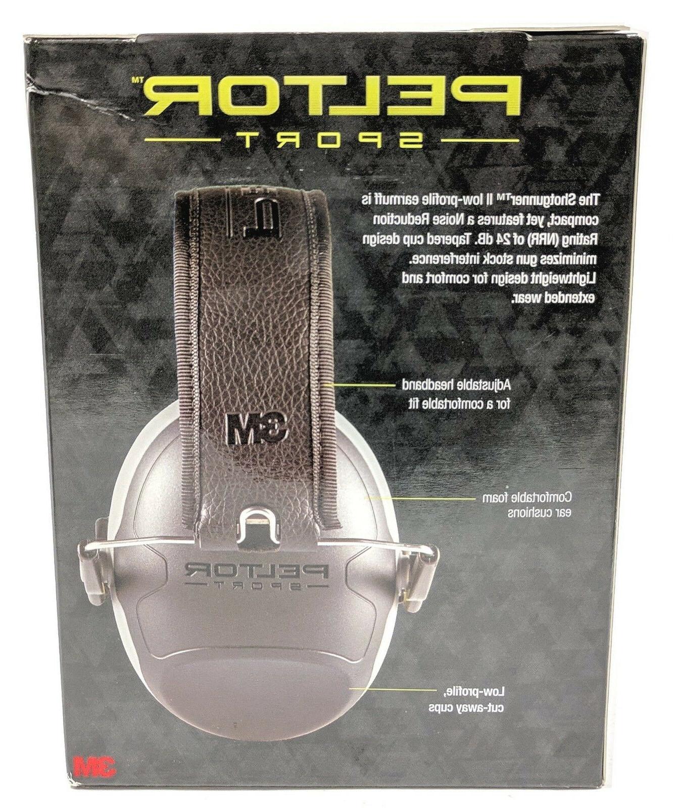 3M Protection Earmuffs