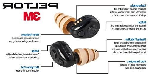 3M PELTOR Digital Earplug