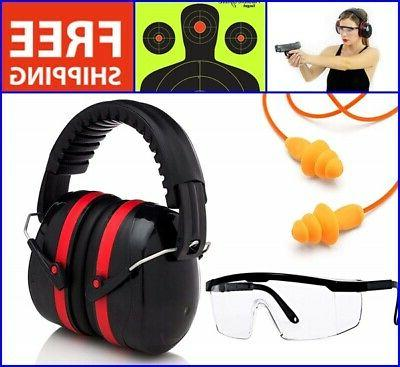 shooting ear muffs noise protection set hearing