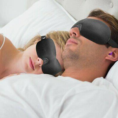 Soft to Sleep Eye with Ear Uni
