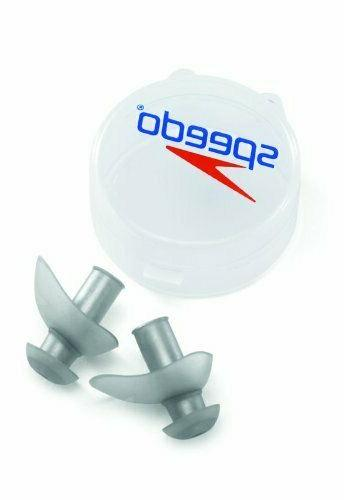 speedo fit swimming ergo ear plugs lightweight