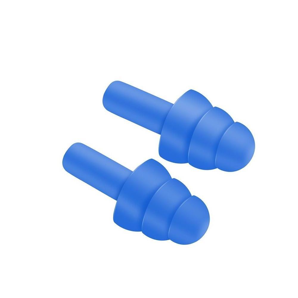 Spiral Solid <font><b>Plugs</b></font> Sleep Anti-Noise Earplugs Sleeping Noise