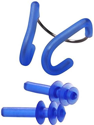 swim ear plugs nose clip