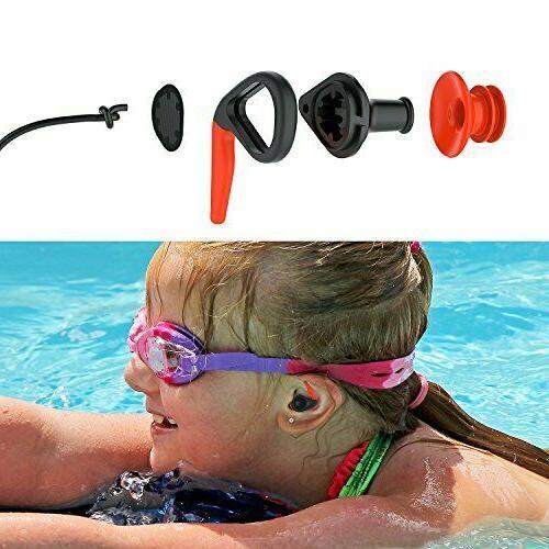 Swimming Earplugs Silicone Plugs