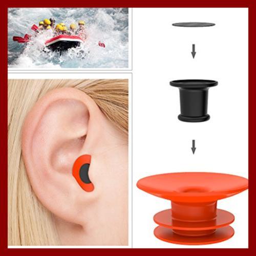 Swimming Silicone Ear Swim Surfers