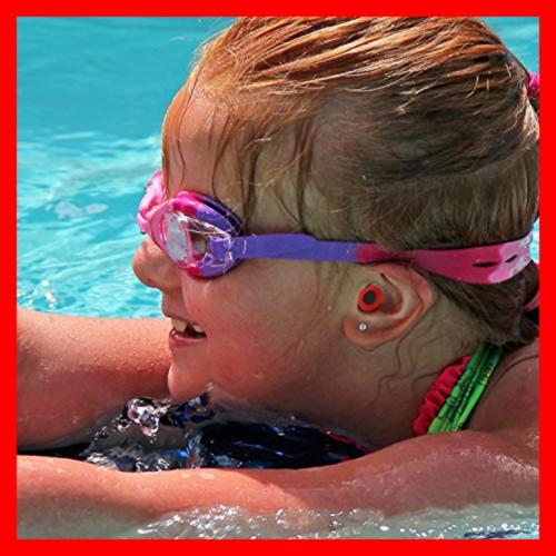 Swimming Earplugs Waterproof Silicone Swim For Surfers