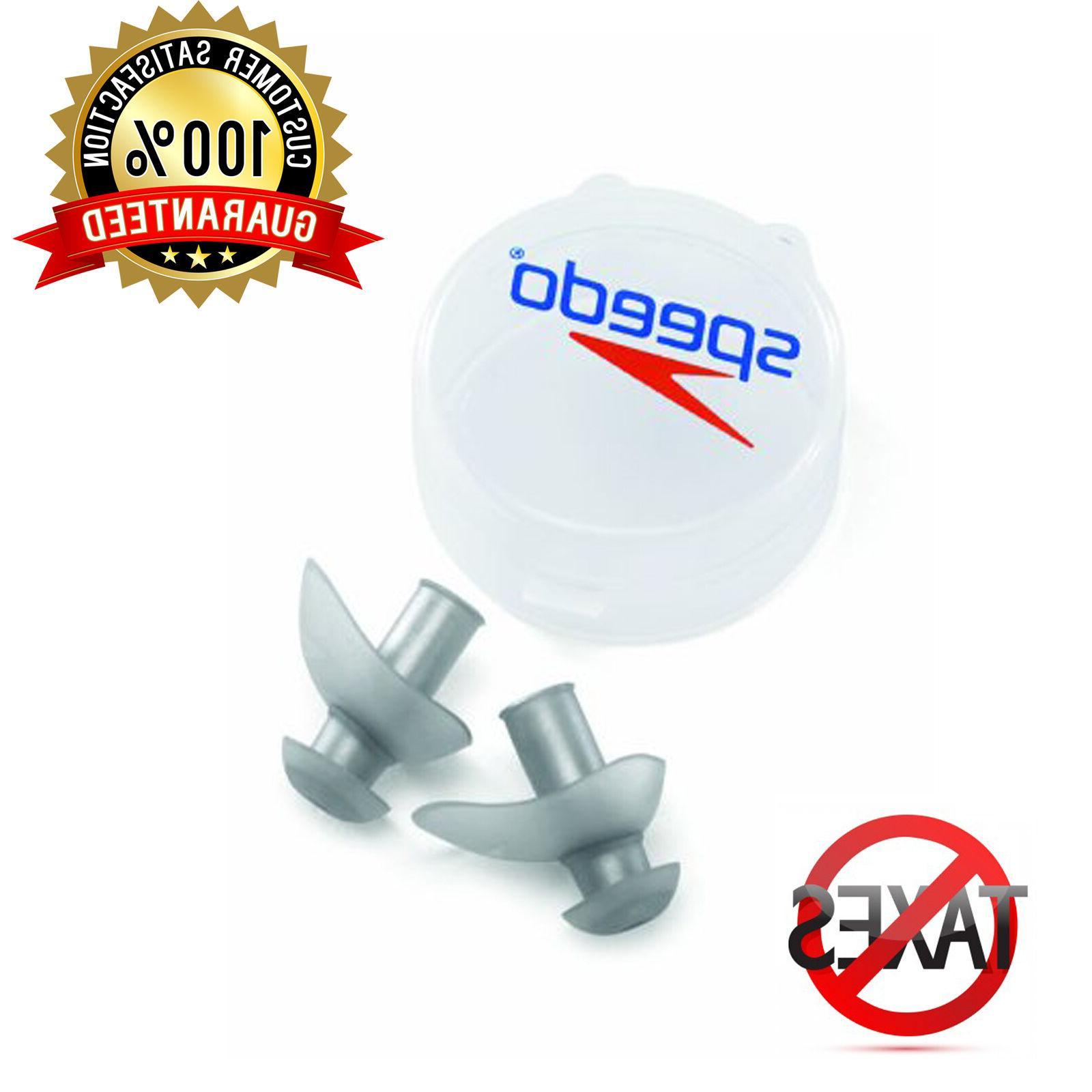 swimming ergo ear plugs water earplugs set