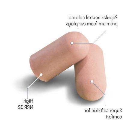 Hearos Softness Series Ear Plugs, 28 pr