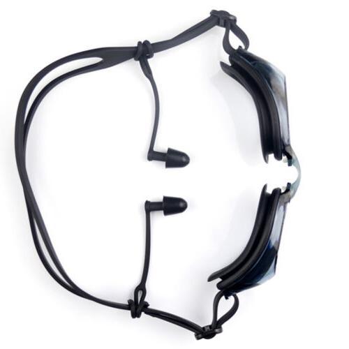 Waterproof Swimming Earplugs Black