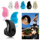 Wireless Ear Plug Type Bluetooth Earphone Stereo Headset Hea