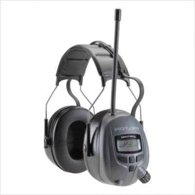 Digital Worktunes® AM/FM And MP3 Compatible Earmuff