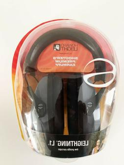 Howard Leight Leightning L1 Earmuff Gray NRR 25 1524