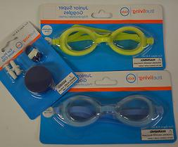 lot of pool items Goggles Ear Plug Nose Clip