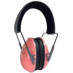 Radians Lowset Earmuff, Coral
