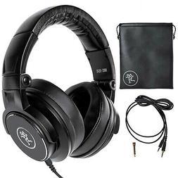 Mackie MC-150 MC Series Studio Headphones Black