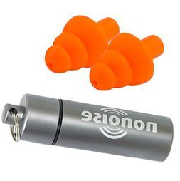Nonoise Motor - New Generation Ear Plugs - Ceramic Filter