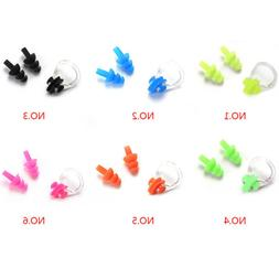 New For Kids Adults Diving Swimming Waterproof Ear Plugs And