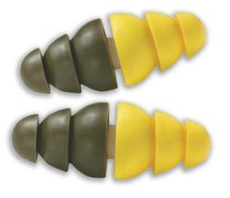 NEW Peltor Indoor-Outdoor Range E-A-R Ear Plugs  Military