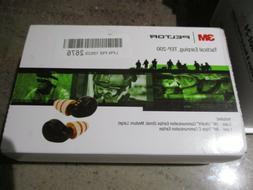 New-Original-Easy-To-Use-3M-PELTOR-93824-Tactical-Earplug-TE