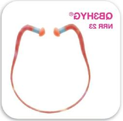 New! Howard Leight QB3 Hearing Band Earplugs - Banded Ear Pl