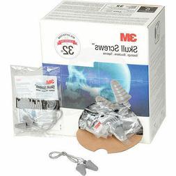 Peltor Next Skull Screw Earplugs Corded 120 pairs/box P1301