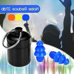 Noise Cancelling Ear Plugs For Sleep Concert Hearing Protect