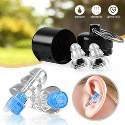 Noise Reduce Cancelling Ear Plugs Hearing Protection For Mus