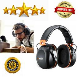 Noise Reduction Safety Ear Muffs, Tacklife HNRE1 Shooters He
