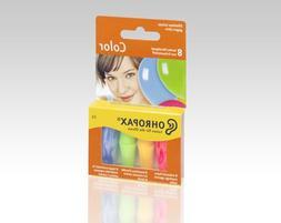 Ohropax Color Foam Ear Plugs
