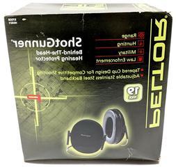 3M Peltor ShotGunner 19 NNR Behind the head Hearing Protecto
