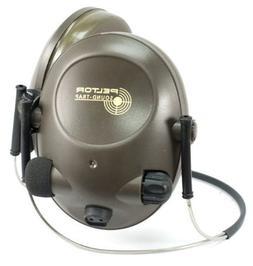 3M Peltor Slimline MT15H67BB Electronic Headset Neckband Sty