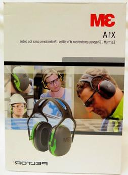 3M Peltor X-Series Over-The-Head Earmuffs Hearing Protection