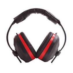 Portwest PW43 Padded Comfort Lightweight Safety Work Ear Pro