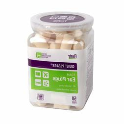 Flents Quiet Please Foam Ear Plugs Noise Reduction Rating Nr