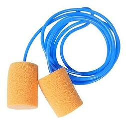 RADIANS RESISTOR 29 NRR FOAM EAR PLUGS CORDED ORANGE 20 PAIR
