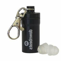 DownBeats Reusable High Fidelity Hearing Protection: Ear Plu
