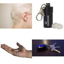 Downbeats Reusable High Fidelity Hearing Protection: Ear Plu