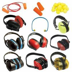 Safety Ear Protection Muffs Defenders Compact Folding Electr