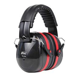 Cyber Acoustic Professional Safety Heavy Duty Ear Muffs for