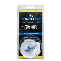 Earasers Safety / Industrial / Noise Hi-Fi Ear Plugs MEDIUM