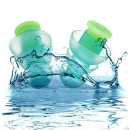Silicone Earplugs Against Sound <font><b>Reusable</b></font>