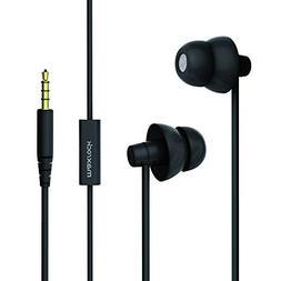MAXROCK Sleep Earplugs - Noise Isolating Ear Plugs Sleep Ear