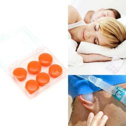 soft silicone ear plugs comfortable adjustable sleeping