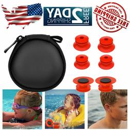 Swimming Earplugs Waterproof Soft Silicone Sports Ear Plugs