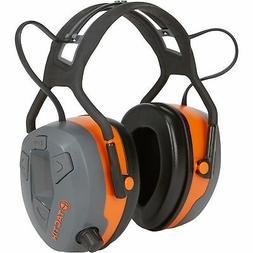 Tactix Bluetooth Safety Earmuffs with FM Radio- 23dB NRR