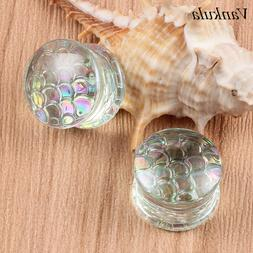 Vankula 2PCS New Product Glass <font><b>Ear</b></font> <font