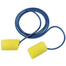 AEARO VP311-1101 Corded Ear Plugs, 29dB Rated, Disposable Cy